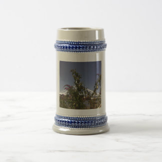 Albert Bridge, Springtime Coffee Mug