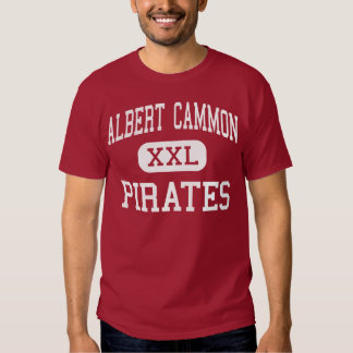 Albert Cammon - piratas - centro - santo subió Playeras