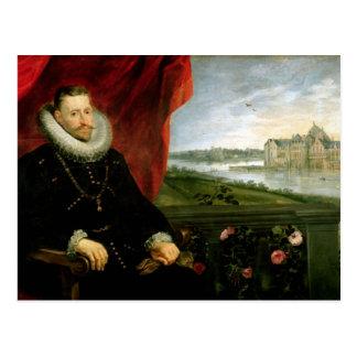 Albert del archiduque de Habsburgo de Austria Postal