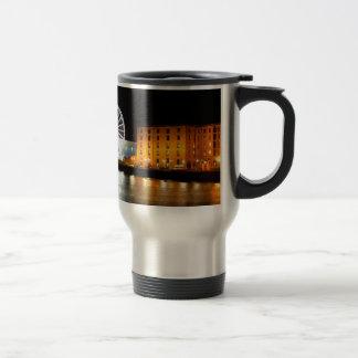 Albert dock Complex, Liverpool UK Coffee Mug