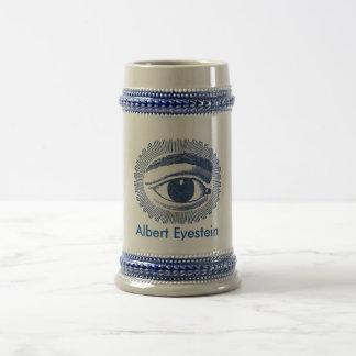 Albert Eyestein Beer Stein