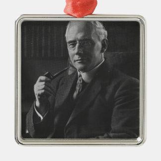 Albert Frederick Pollard Metal Ornament