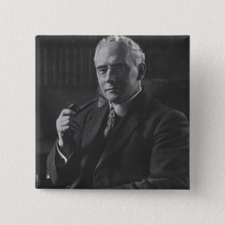 Albert Frederick Pollard Pinback Button