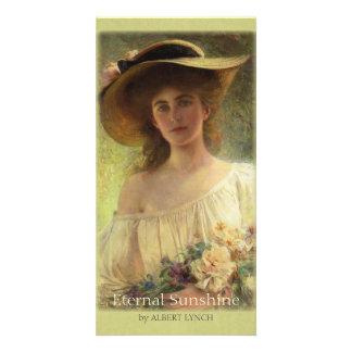 Albert Lynch Eternal sunshine CC0557 Romantic Card