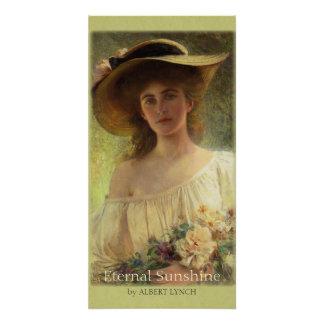 Albert Lynch Eternal sunshine CC0558 Romantic Poster