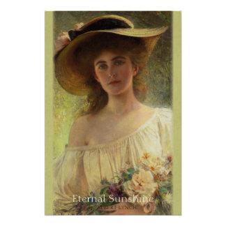 Albert Lynch Eternal sunshine CC0559 Romantic Perfect Poster