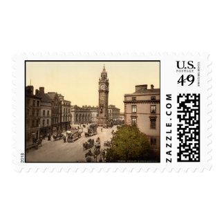 Albert Memorial, Belfast, County Antrim Stamps