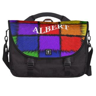 ALBERT (nombres masculinos) Bolsas Para Ordenador