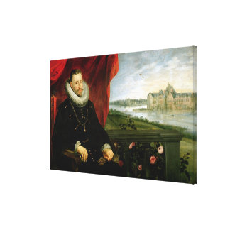 Albert of Habsbourg  Archduke of Austria Stretched Canvas Prints