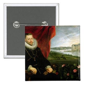 Albert of Habsbourg  Archduke of Austria Pinback Button