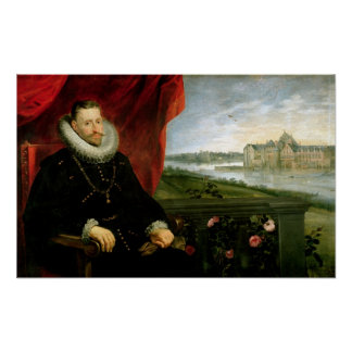 Albert of Habsbourg  Archduke of Austria Posters