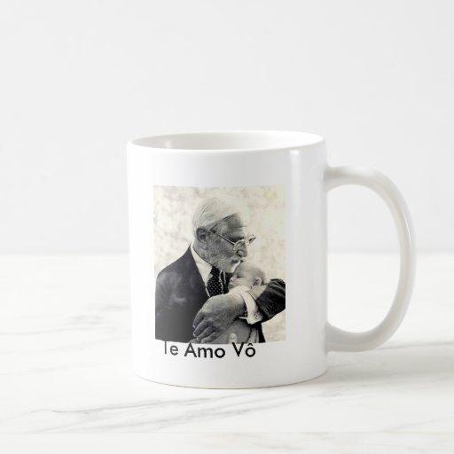 albert-sabin-2, I love You Vô Classic White Coffee Mug