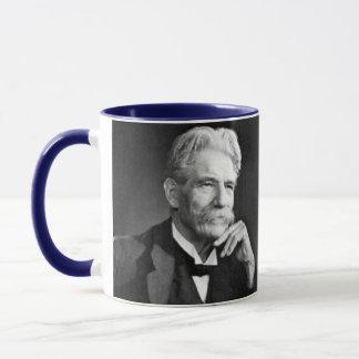 Albert Schweitzer Ringer Mug