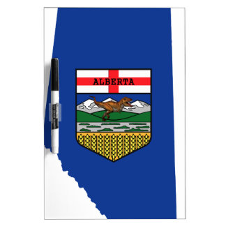 ALBERTA AT LEAST WE'RE NOT NEBRASKA DRY ERASE BOARD