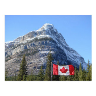 Alberta - BC Border Postcards