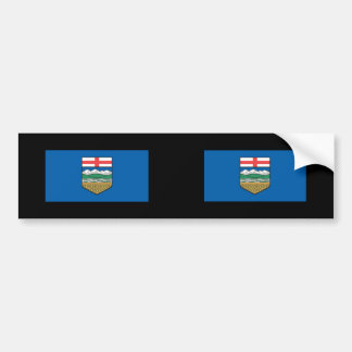 Alberta , Canada Bumper Sticker