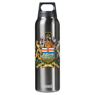 Alberta, Canada Coat of Arms SIGG Thermo 0.5L Insulated Bottle