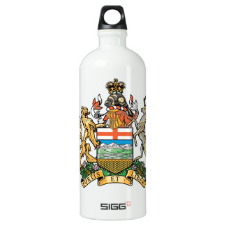 Alberta (Canada) Coat of Arms SIGG Traveler 1.0L Water Bottle