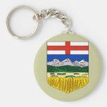 Alberta, Canadá Llaveros Personalizados