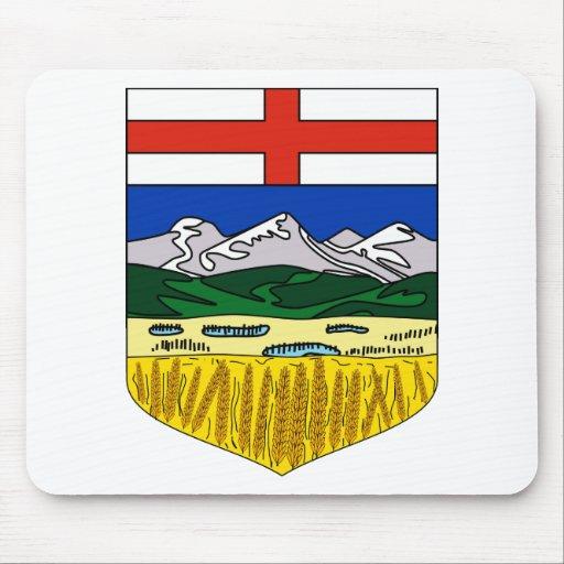 Alberta, Canada Mouse Pad