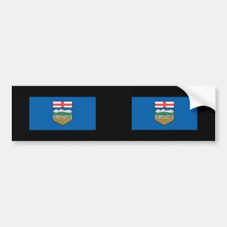 Alberta, Canadá Pegatina Para Auto