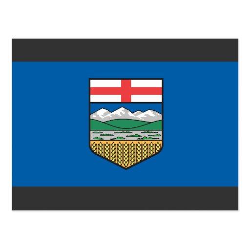 Alberta , Canada Postcard