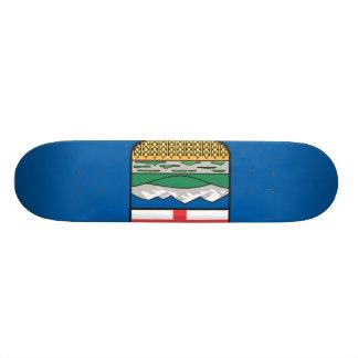 Alberta , Canada Skate Deck