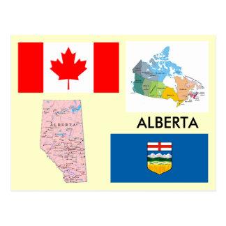 Alberta, Canadá Tarjetas Postales