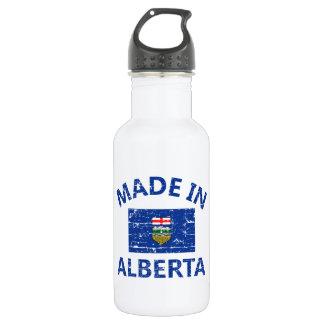 Alberta Coat of arms 18oz Water Bottle