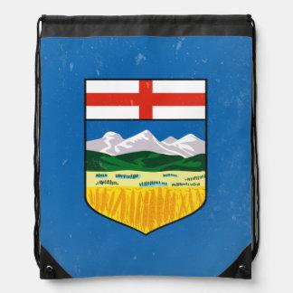 Alberta Drawstring Backpack
