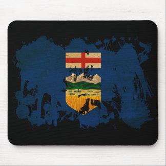 Alberta Flag Mouse Pad