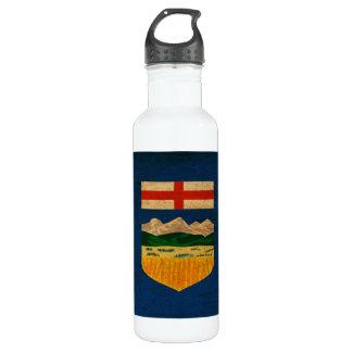 Alberta Flag 24oz Water Bottle
