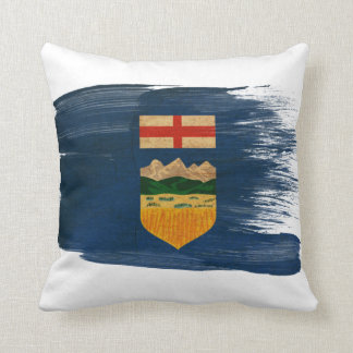 Alberta Flag Pillow