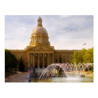 Alberta Legislature Postcards