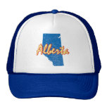 Alberta Mesh Hats