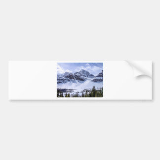 ALBERTA Mountains 1 Bumper Sticker