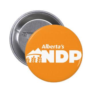 Alberta NDP Pin