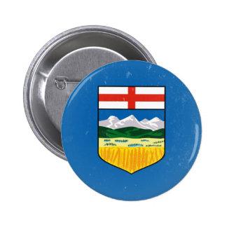 Alberta Pinback Button