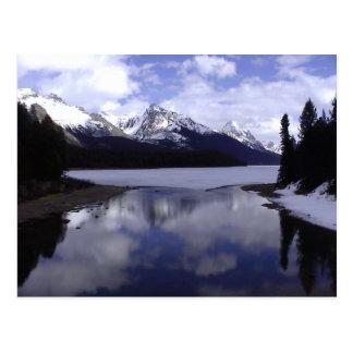 Alberta Rockies, Canadá Postal
