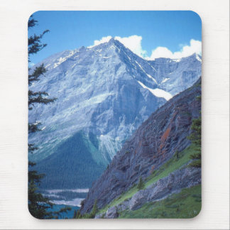 Alberta Rocky Mountains Mouse Pad