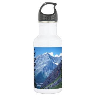 Alberta Rocky Mountains 18oz Water Bottle