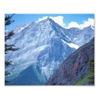 Alberta Rocky Mountains Art Photo