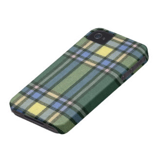 Alberta Tartan Blackberry BOLD BARELY THERE Case iPhone 4 Case-Mate Case