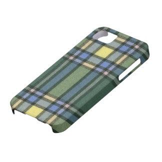 Alberta Tartan iPhone 5 ID Case iPhone 5 Cases