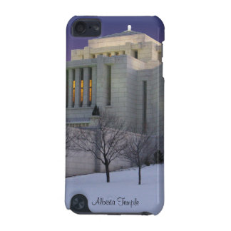Alberta Temple - Winter Refuge iPod Touch (5th Generation) Case