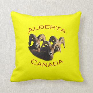 Alberta Throw Pillow