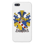 Albertin Family Crest iPhone 5 Cover