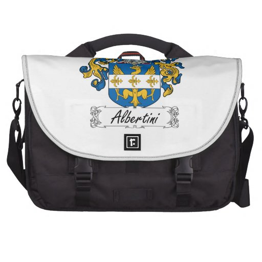 Albertini Family Crest Computer Bag