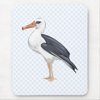 Alberto Albatross mousepad