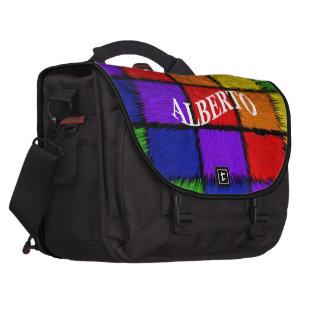 ALBERTO (nombres masculinos) Bolsa Para Ordenador